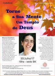 Portugal: Torne a Sua Mente Um Templo de Deus – na Brahma Kumaris