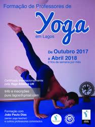 Portugal: Curso de Formação para Professores de Yoga certificado pela Yoga Alliance Professionals