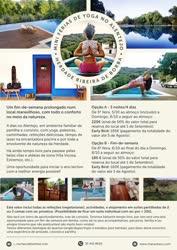 Portugal: Mini férias de Yoga no Alentejo
