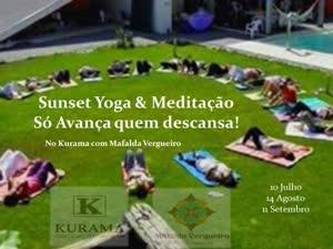 Portugal: Sunset Yoga e Meditação – Kurama