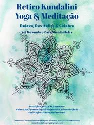 Portugal: Retiro de Kundalini Yoga & Meditação