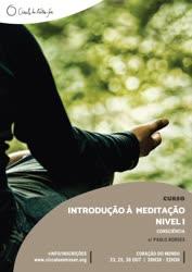 Portugal: Curso de Introdução à Meditação – Nível I – Consciência – com Paulo Borges