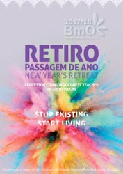 Portugal: Retiro de Passagem de Ano – 2017-2018 – New Year's Retreat