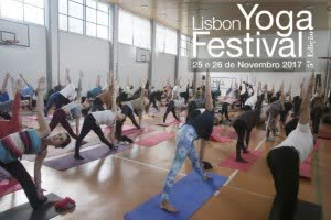 Portugal: Lisbon Yoga Festival 2017