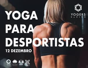 Portugal: Yoga Para Desportistas – ALBA