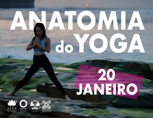 Portugal: Anatomia do Yoga – Workshop – ALBA