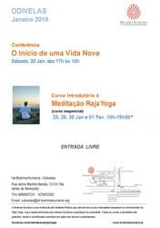 Portugal: O Início de uma Vida Nova – Brahma Kumaris – Odivela
