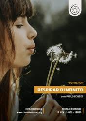 Portugal: Respirar o Infinito com Paulo Borges