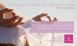 Portugal: Formaçao Intensiva de Professor de Yoga 200h – Certificada pela Yoga Alliance da Índia