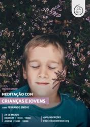 Portugal: Meditação para Crianças e Jovens | com Fernando Emídio