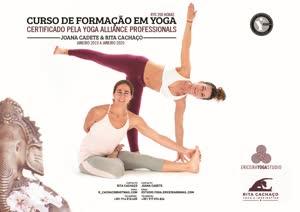 Portugal: FORMAÇÃO EM YOGA – com Joana Cadete e Rita Cachaço