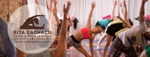 Portugal: Aula Alargada de Yoga na Comunidade Hindu – com Rita Cachaço – Lisboa