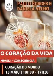 Portugal: Workshop: O Coração da Vida – com Paulo Borges e Daniela Velho