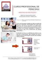 Portugal: Feng Shui Profissional, Curso Por Internet