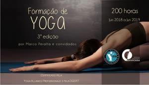 Portugal: Marco Peralta – Curso de Yoga 200Hrs Certificado pela Yoga Alliance Professionals