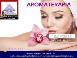 Portugal: Aromaterapia – Curso Geral por internet