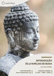 Portugal: Introdução às Cinco Famílias de Buda (conhecer o nosso padrão energético e o nosso potencial de despertar) | c/ Paulo Borges
