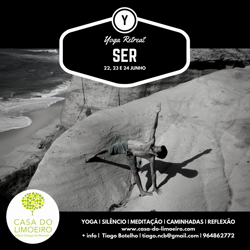 Portugal: Retreat | SER – c/ Tiago Botelho