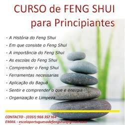 Portugal: Feng Shui Para Principiantes, Curso Por Internet