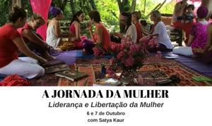 Portugal: Liderança e Libertação das Mulheres – c/ Satya Kaur – Quinta do Rajo
