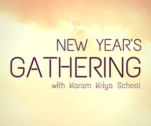 Portugal: Encontro de Ano Novo – New Year Gathering 2018 – c/ Satya Kaur e Shiv Charan Singh – Quinta do Rajo