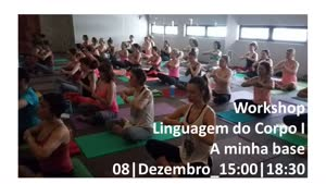 Portugal: Linguagem do corpo I – A Minha Base – com Be On Yoga – Joana