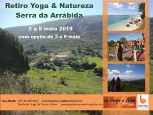 Portugal: Retiro Yoga & Natureza – Serra da Arrábida