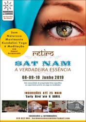 Portugal: Retiro Sat Nam, A Verdadeira Essência – com Harmonias Do Caminho