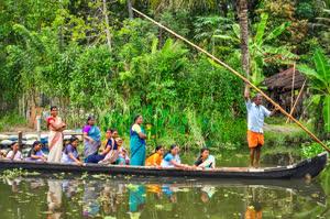 Índia: Viagem à Índia Sul + Ashram