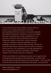 Portugal: Yoga no Feminino – c/ Sofia Nunes