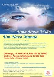 Portugal: UMA NOVA VISÃO, UM NOVO MUNDO – Brahma Kumaris – Faro