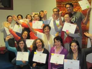 Portugal: Lisboa Curso Certificado de Líder de Yoga do Riso – c/ Kyra Abreu