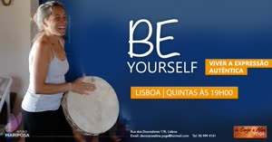 Portugal: Be Yourself   Viver a Expressão Autêntica – Lisboa – c/ Lina Afonso