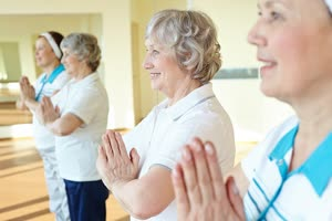Portugal: Yoga para Idosos – na ALBA