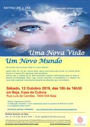 Portugal: Uma Nova Visão Um Novo Mundo – Beja (Alentejo) – c/ Brahma Kumaris
