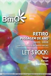 Portugal: RETIRO DE PASSAGEM DE ANO 2019-2020 – c/ Lara Lima e Ricardo Viegas – BmQ Coimbra