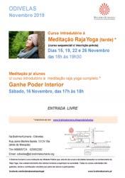 Portugal: Curso Introdutório à Meditação Raja Yoga – Brahma Kumaris