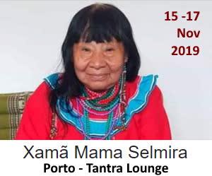 Portugal: Mamã Selmira, A Mãe Curandeira da Amazónia – Viagem espiritual a Portugal – no Porto de Sexta a Domingo