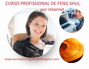 Portugal: Feng Shui Profissional – Curso Por Internet