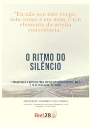 Portugal: O RITMO DO SILÊNCIO – no Lumiar em Lisboa