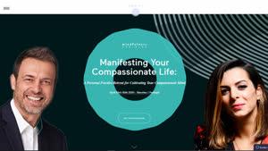 Portugal: Manifestando uma Vida Compassiva – c/ Stan Steindl e Marcela Matos – Barcelos (Braga)