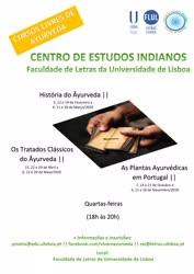 Portugal: Cursos Livres de Ayurveda – c/ Paulo Meira – na Faculdade de Letras de Lisboa