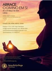 Portugal: Curso Atma Kriya Yoga | Lisboa