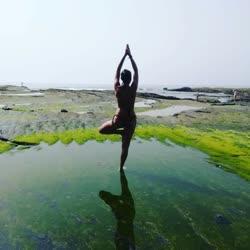 Portugal: ESPECIAL: Prática de Yoga e o Elemento Água – c/ Marta Dias no Espaço Cris Liotti Namaste – Lisboa