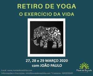 Portugal: Retiro de Yoga o Exercício da Vida – c/ João Paulo – no Monte do Reizinho – São Teotónio – Alentejo