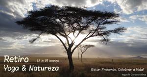 Portugal: Retiro Yoga & Natureza – Quinta da Enxara / Serra de Mafra – c/ Lina Afonso