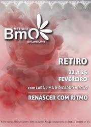 Portugal: Retiro: RENASCER COM RITMO – c/ Lara Lima e Ricardo Viegas – Vila Nova de Poiares – Coimbra