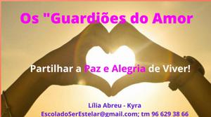 Portugal: Os Guardiões do Amor – c/ Kyra Abreu