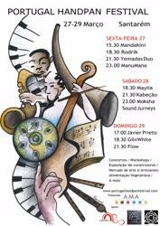 Portugal: HANDPAN FESTIVAL – Santarém 2020