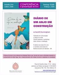 Portugal: DIÁRIO DE UM ANJO EM CONSTRUÇÃO – na Brahma Kumaris